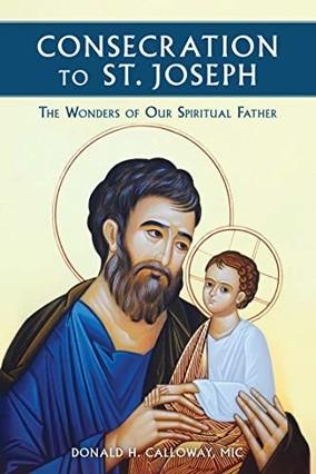 St Joseph Consecration Book