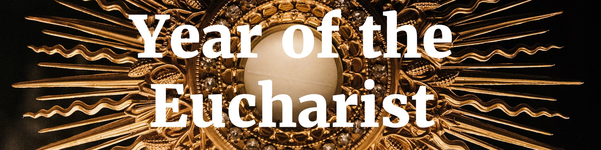 Year Of The Eucharist